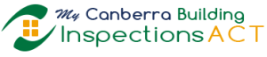 Logo for inspections My Canberra building inspections ACT