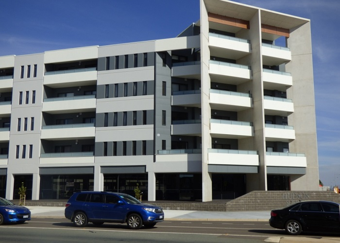 Inspection site of a Commercial property in ACT and Canberra.
