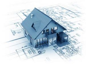 Model house on drawings for Canberra building inspections.inspections