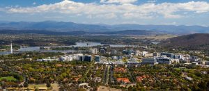 Canberra view of centre My Canberra Building Inspections ACT