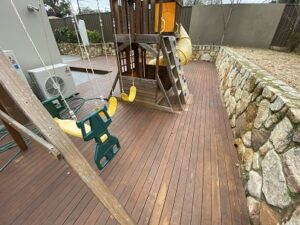 3 26 Dominion Circuit Forrest retaining wall